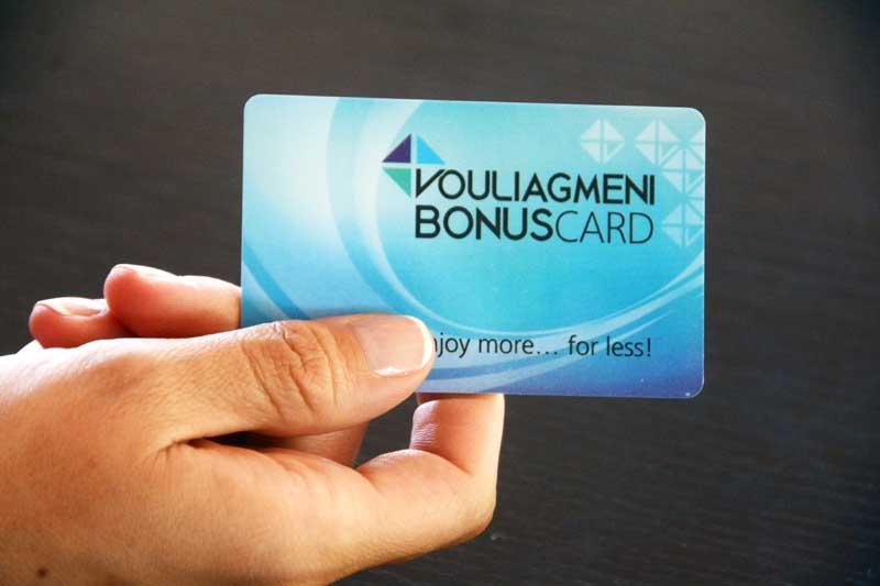 VouliagmeniBonus Card